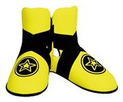 "Calzari Parapiedi TOP TEN FIGHT ""Star"" NEON Giallo"