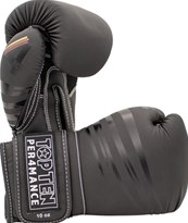 "Guantoni Boxe TOP TEN ""4 Select"" Nero/Nero 10/12/14/16 oz"